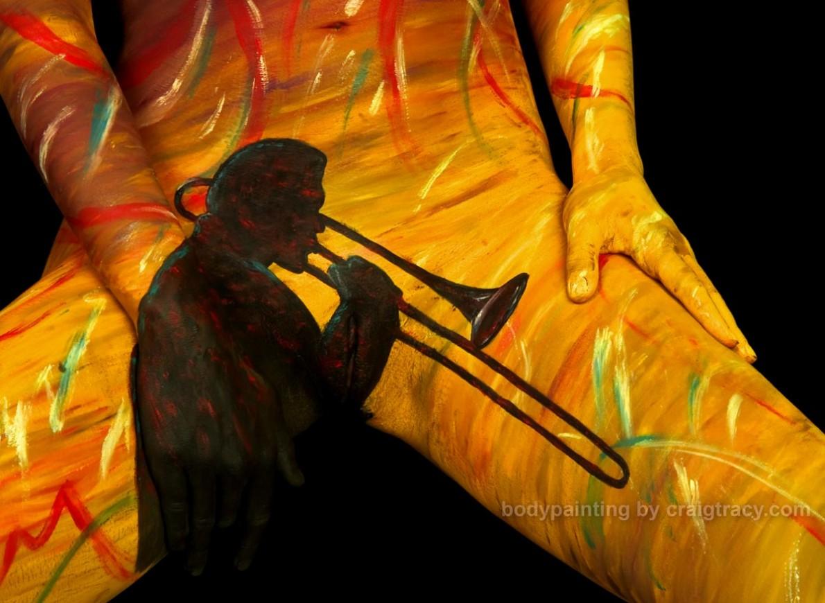 Golden Trombone