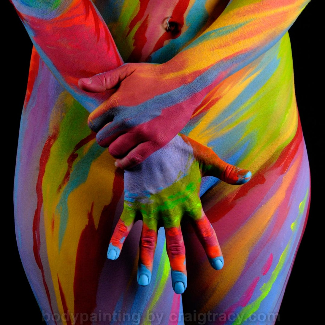 FULL BODYPAINTING gallery